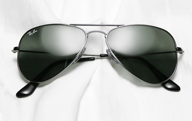 ray ban aviators top gun. Ray-Ban aviator sunglasses