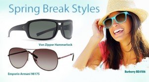Hot Spring Break Sunglasses