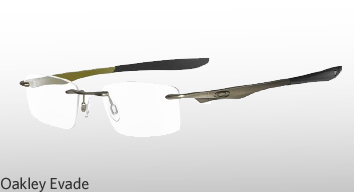 Oakley Prescription Glasses Rimless Images & Pictures - Becuo