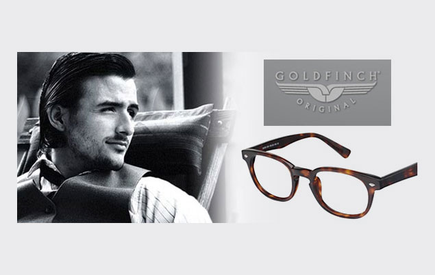 Image of Goldfinch Eyeglasses logo