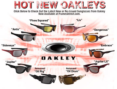 new oakley glasses  New Oakleys - Ficts