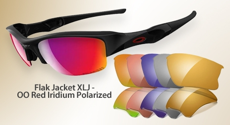 oakley red jacket xj5i  Oakley Half Jacket Xlj Lenses