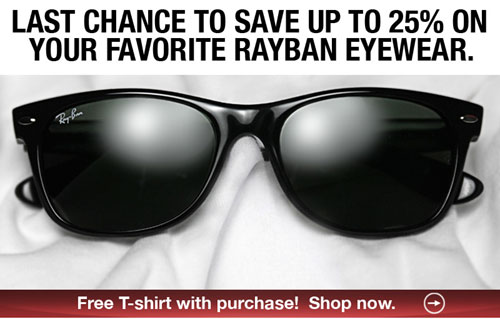Ray Ban Sunglasses Repair